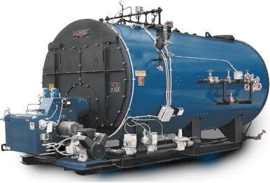 Giảm áp suất lò hơi có tác dụng giảm cáu cặn