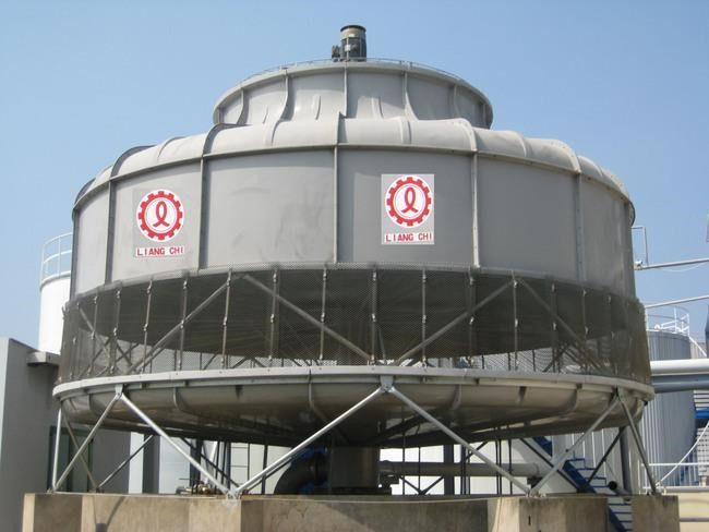 Thành phần nước - nguyên nhân gây cáu cặn trong tháp làm mát