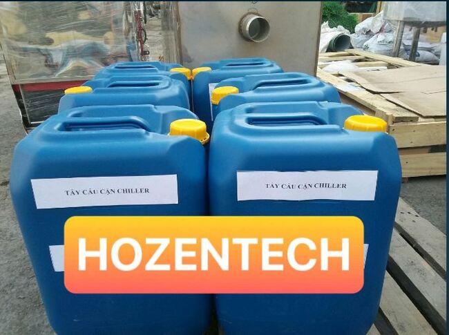 Hoá chất chống cáu cặn HZT-CB01