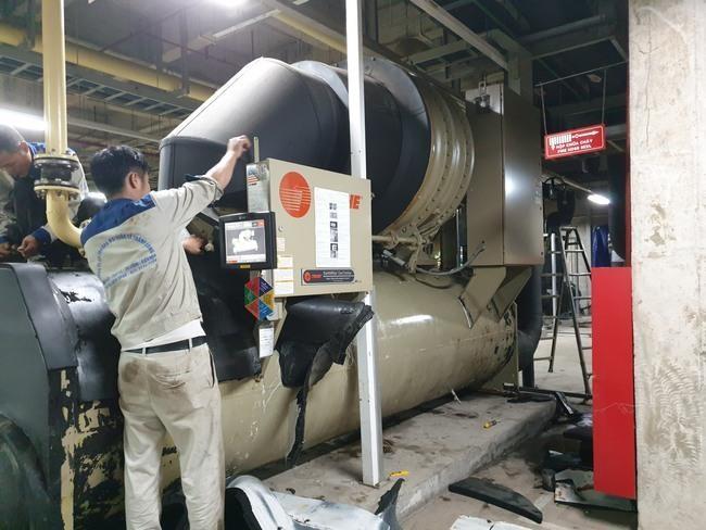 Có nhiều cách xử lý nước trong hệ thống trao đổi nhiệt
