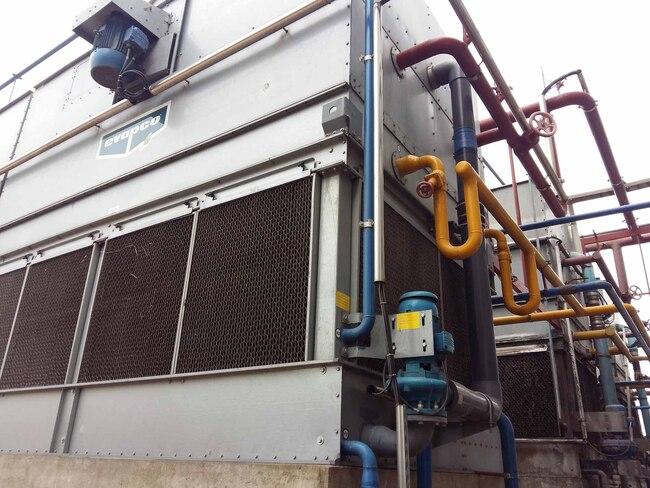 Hoá chất tháp giải nhiệt hiệu quả xử lý cáu cặn cao