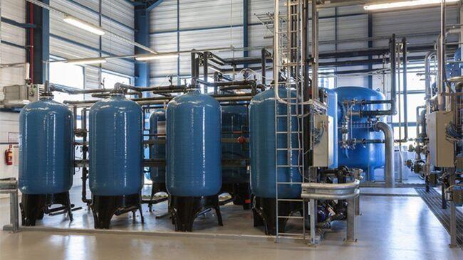 Làm mềm nước trong sản xuất công nghiệp rất quan trọng